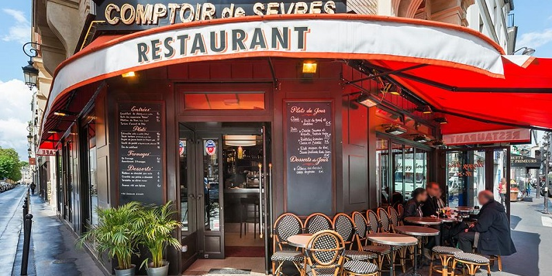 Brunch Le Comptoir de Sèvres (75007 Paris)