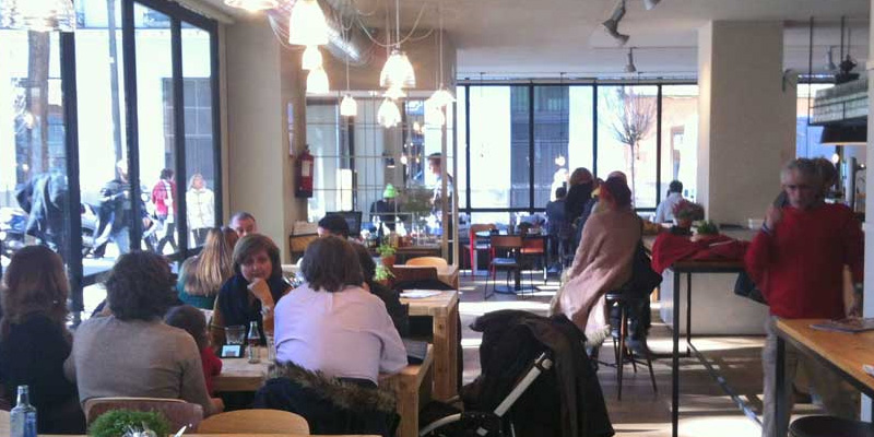 Brunch Bon Vivant & Co (M28 Madrid)