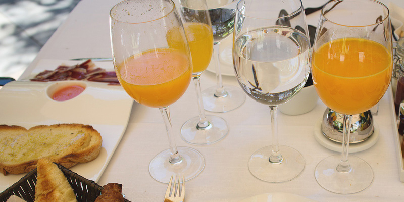 brunch Madrid Hôtel AC Santo Mauro brunch