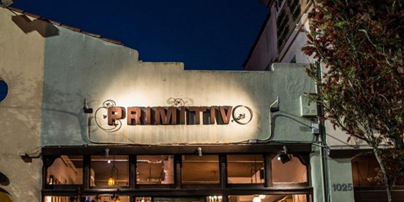 Los Angeles Primitivo Wine Bistro brunch