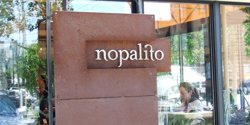 Brunch Nopalito (SF San Francisco)