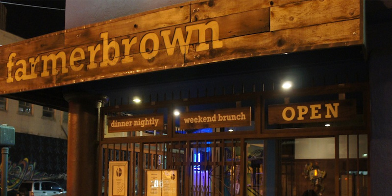 Brunch Farmer Brown (SF San Francisco)