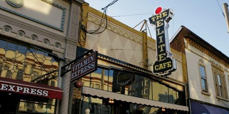 brunch San Francisco Elite Café brunch