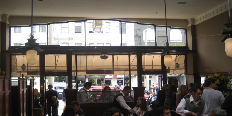 San Francisco Elite Café brunch
