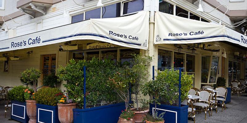 Brunch Rose's Café (SF San Francisco)