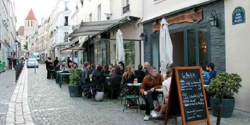 Brunch Les Potes au Feu (75020 Paris)