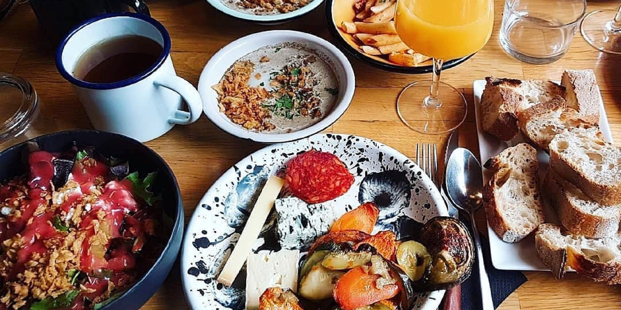 Brunch Farago (75010 Paris)
