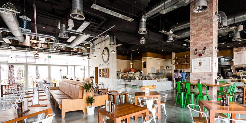 Brunch Pantry Café (DU Dubaï)
