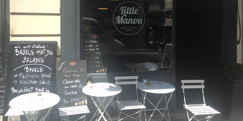 Brunch Little Manou (75018 Paris)