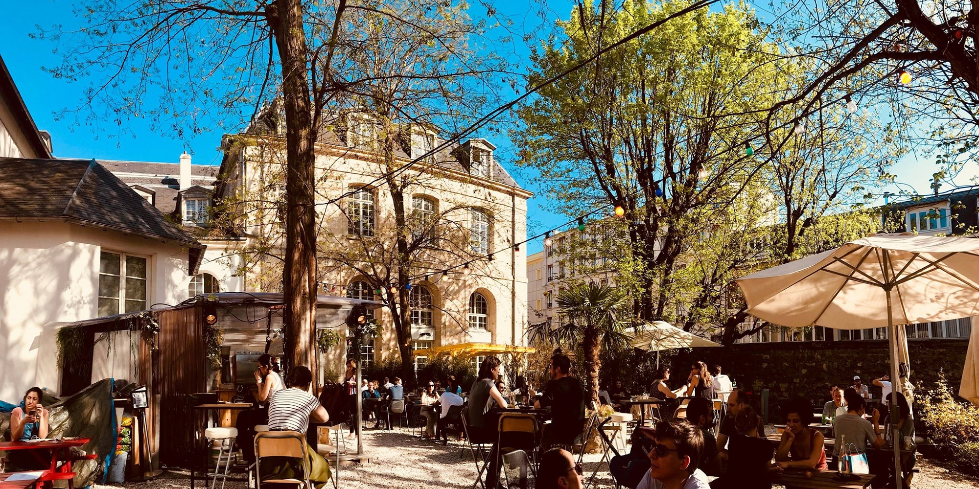 Brunch Café A (75010 Paris)