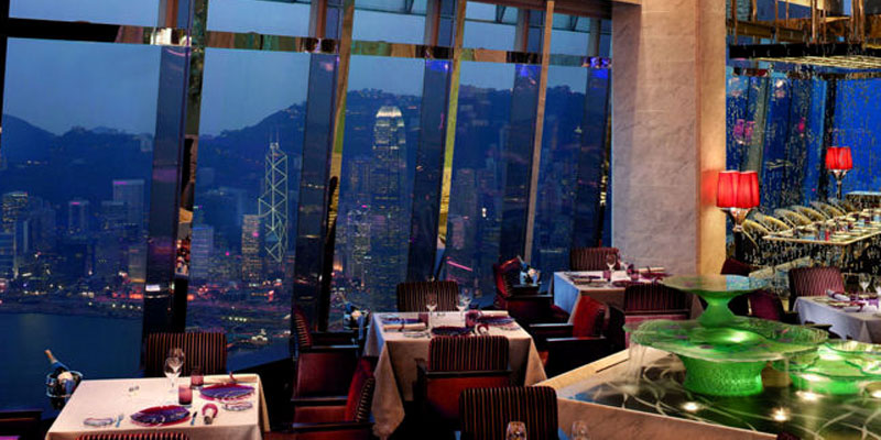 Brunch Ozone - Ritz Carlton (HK Hong Kong)