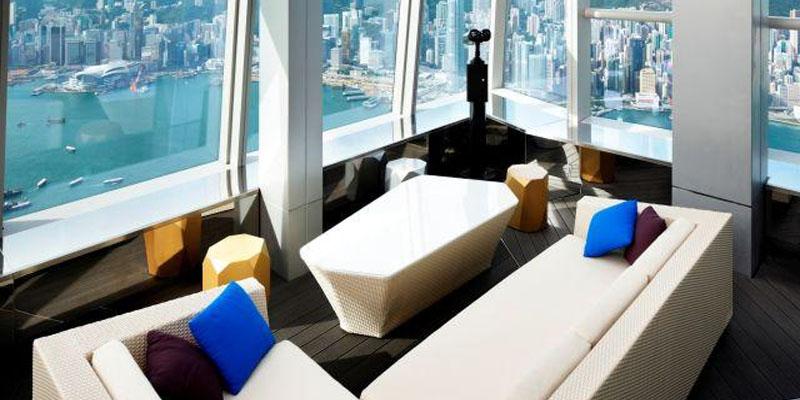 brunch Hong Kong Loong Yat Heen - Kowloon Hotel brunch