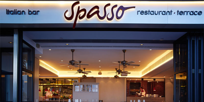 Brunch Spasso (HK Hong Kong)