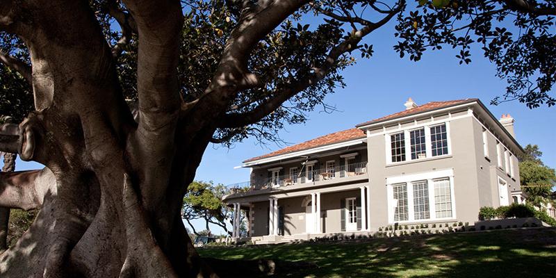 Sydney Dunbar House brunch