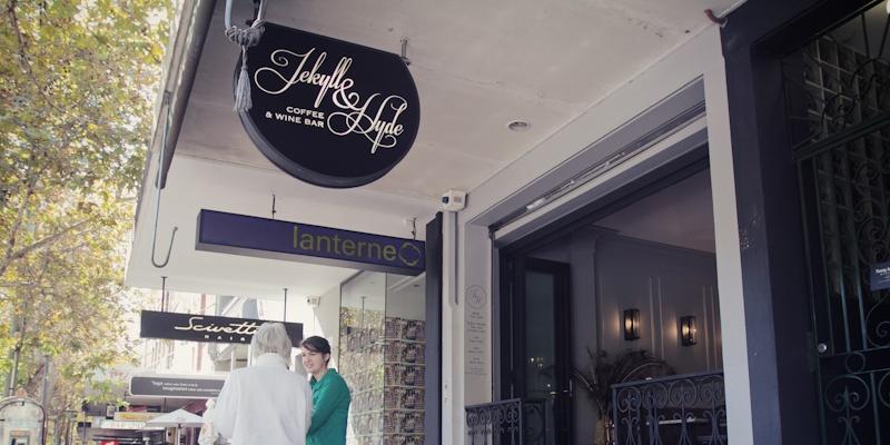 Sydney Jekyll & Hyde brunch