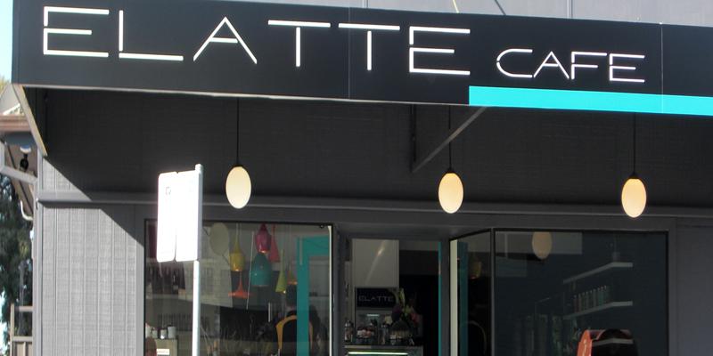 Sydney Elatte Café brunch