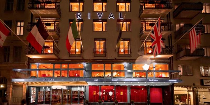 Brunch Hôtel Rival (STK Stockholm)