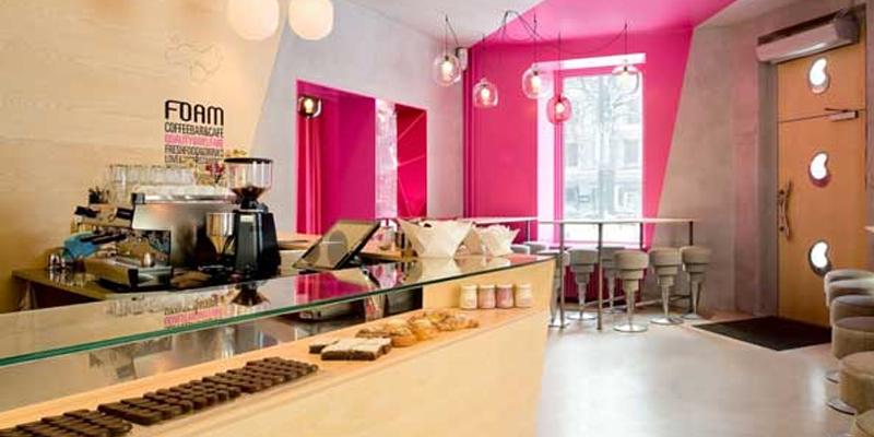 brunch Stockholm Foam Café brunch
