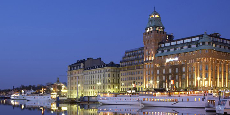 Stockholm Herr Julius brunch