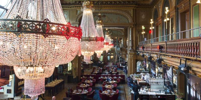 Brunch Berns Asian (STK Stockholm)