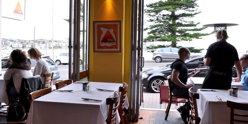Sydney Trio Café brunch