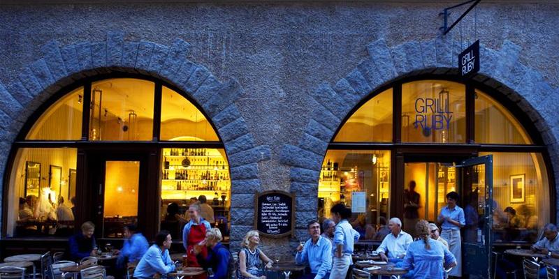 brunch Stockholm Grill Ruby brunch