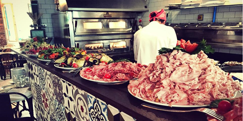 Brunch Cucuzza Ristorante (75017 Paris)