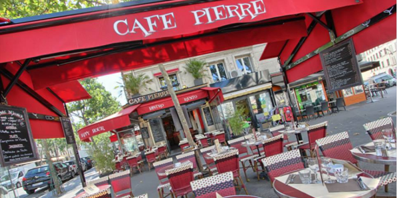 Brunch Café Pierre (75012 Paris)