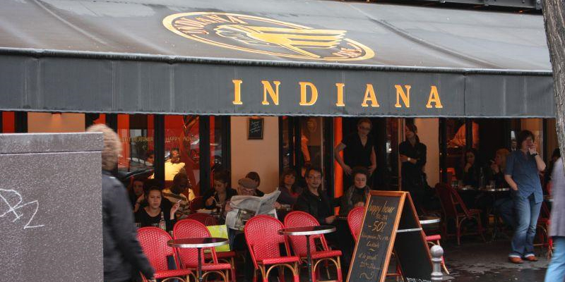 Restaurant L Indiana Paris