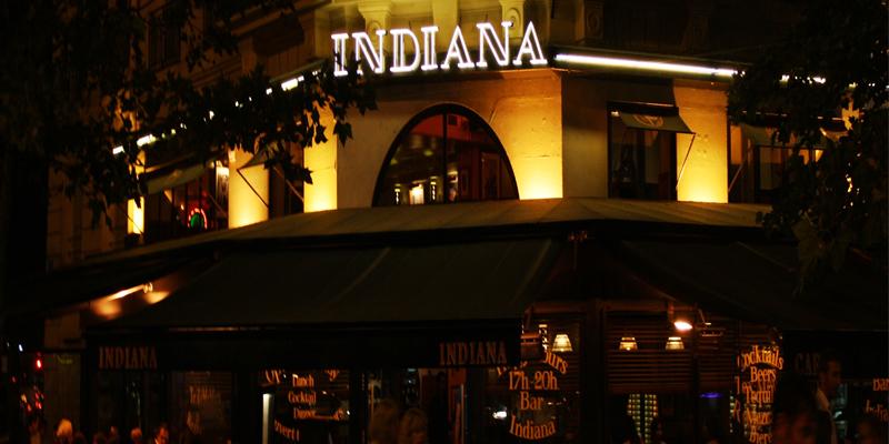 Brunch indiana caf bastille 75011 paris 11 me oubruncher for Restaurant bastille terrasse