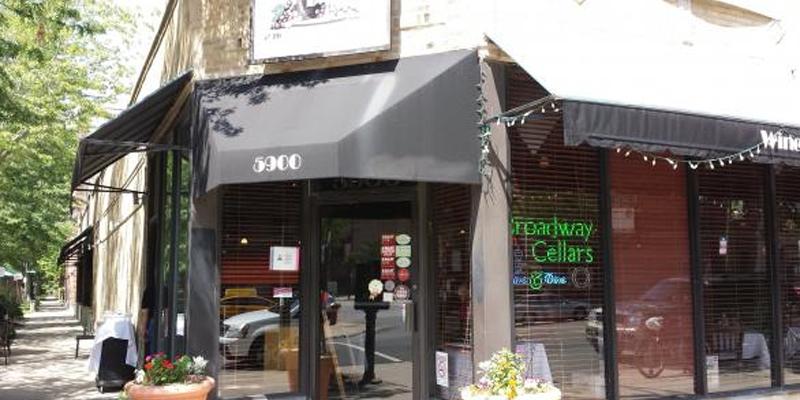 brunch Chicago Broadway Cellars brunch