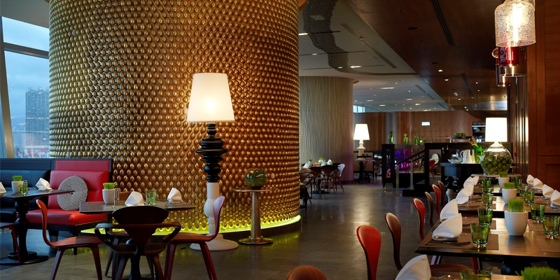 brunch Hong Kong Kitchen - W Hotel brunch