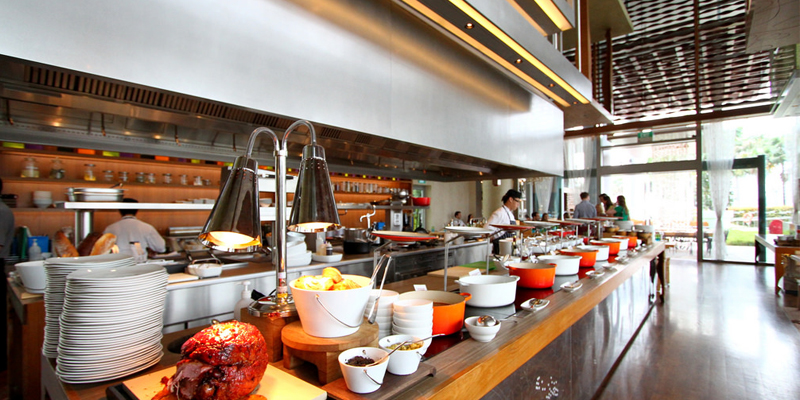 Brunch Kitchen - W Hotel (HK Hong Kong)