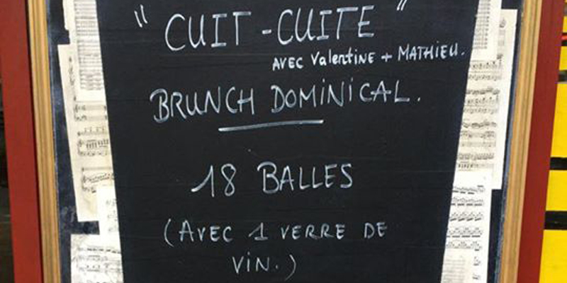 Brunch 9b (75019 Paris)