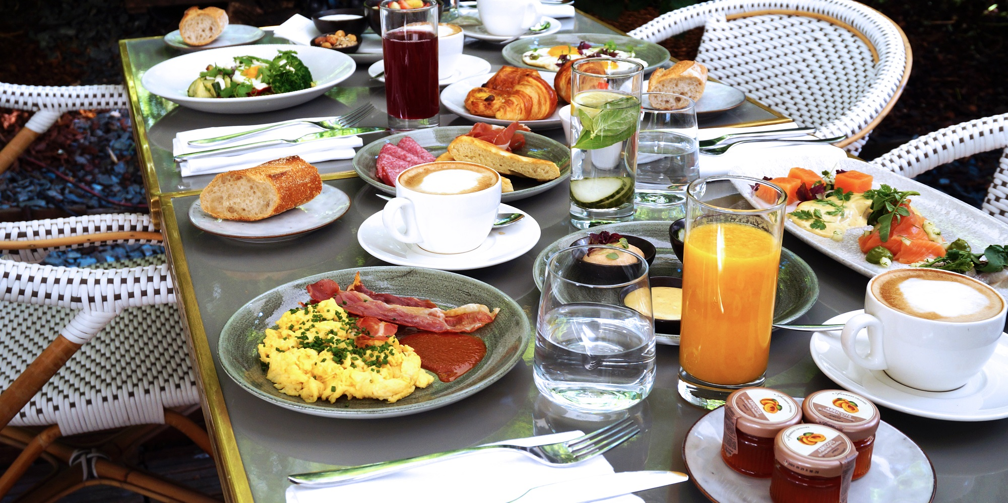 Brunch Flora Danica (75008 Paris)