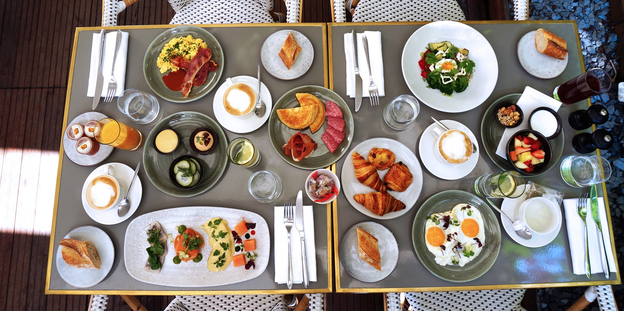 Brunch Flora Danica (75008 Paris 8ème)