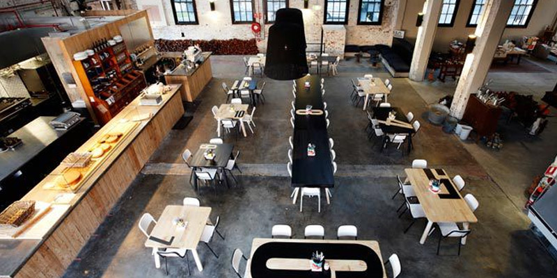 Sydney Kitchen By Mike brunch