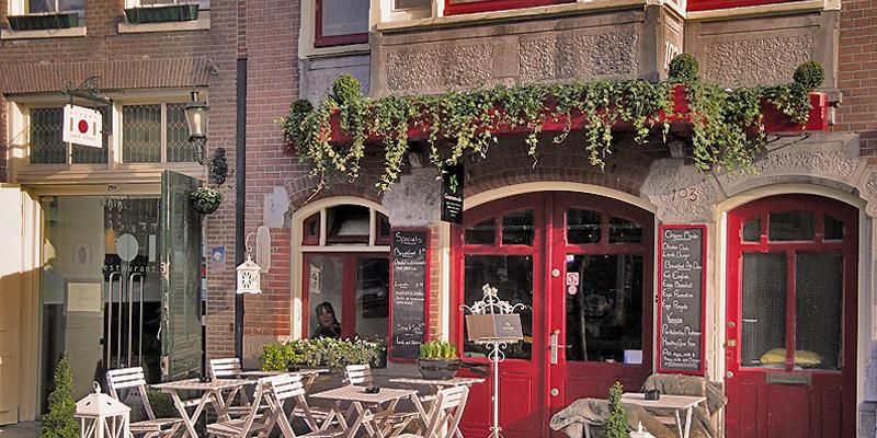 Amsterdam Greenwoods brunch