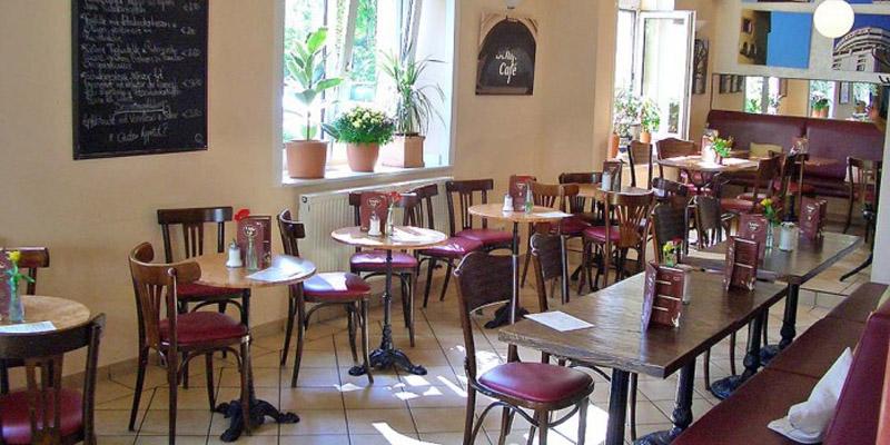 Frankfurt Schiffer Café brunch