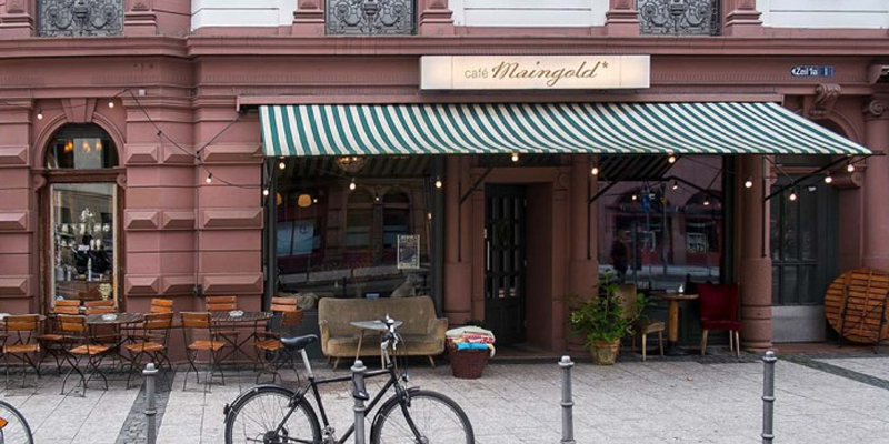 brunch Frankfurt Café Maingold brunch