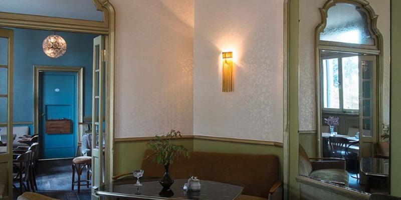 Frankfurt Café Maingold brunch