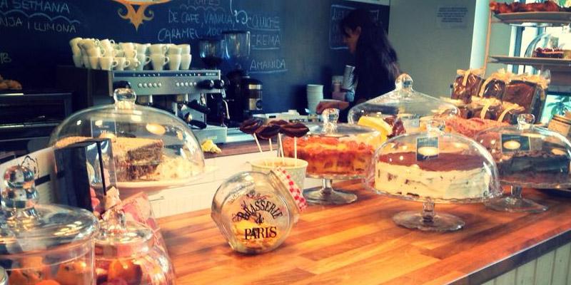 Barcelona Giulietta Café brunch