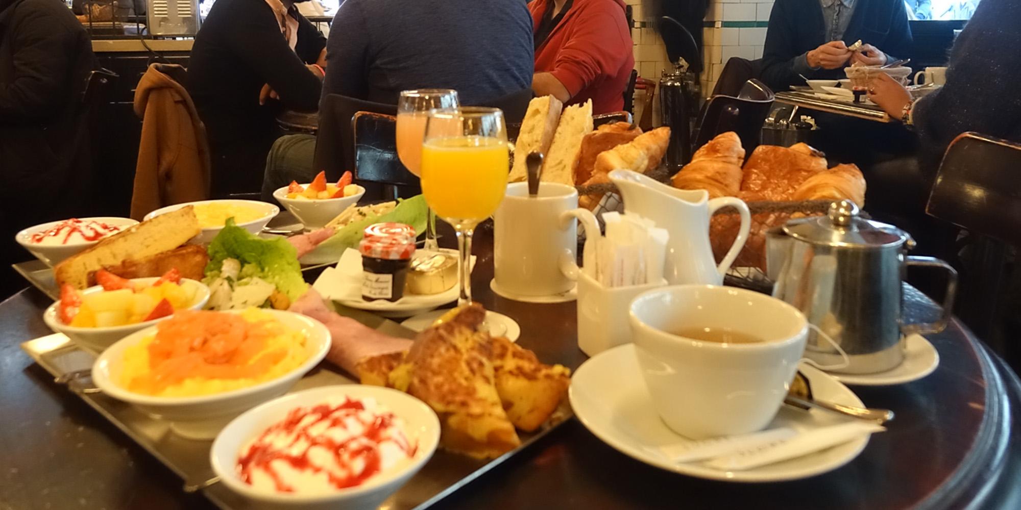 Cafe Le Francoeur Paris