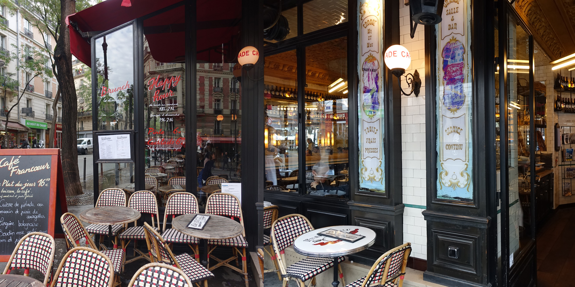 Brunch Le Francoeur (75018 Paris)