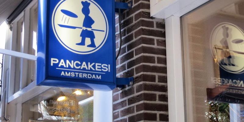 Brunch Pancakes! (AMD Amsterdam)