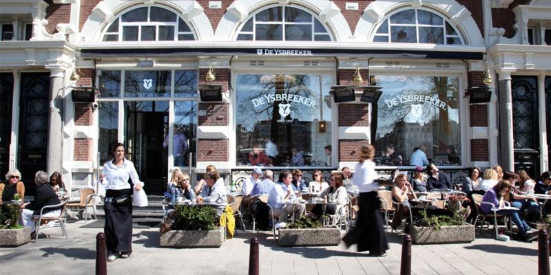 brunch Amsterdam De Ysbreeker brunch