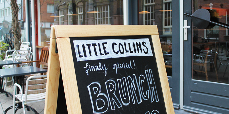 Brunch Little Collins (AMD Amsterdam)