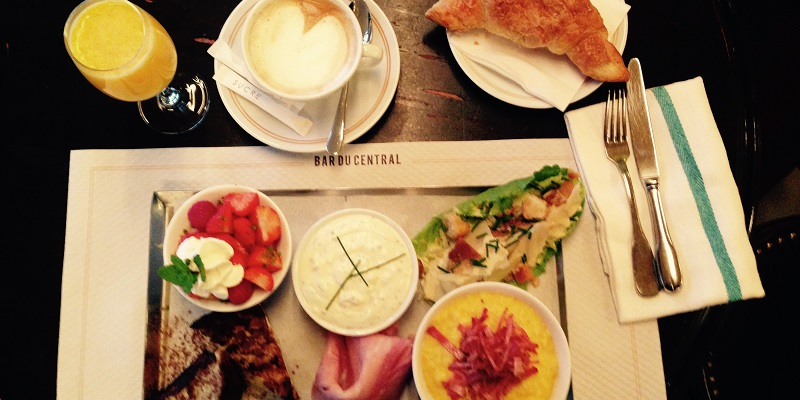 Brunch Bar du Central (75007 Paris)