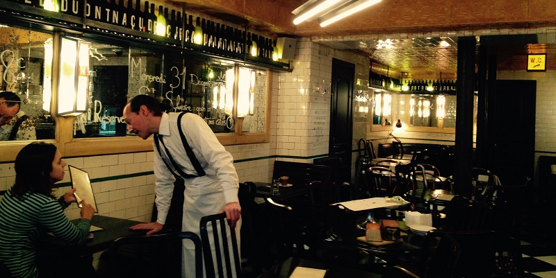 Brunch Bar du Central (75007 Paris 7ème)
