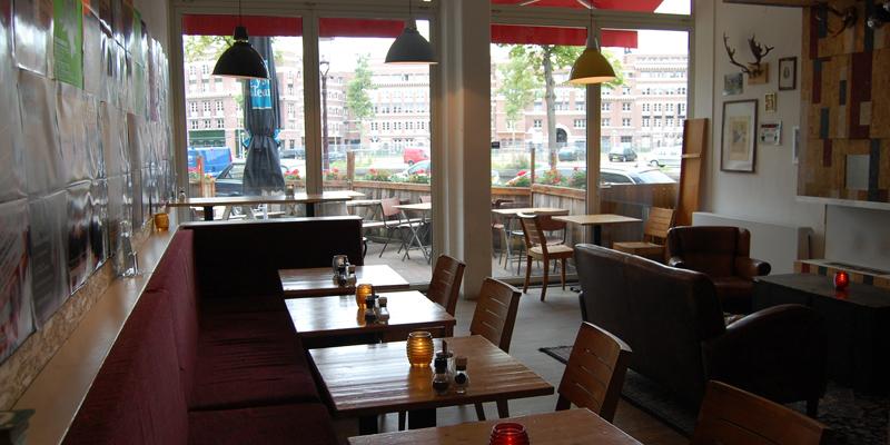 brunch Amsterdam Café Kostverloren brunch